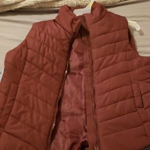 Other - Maroon Vest